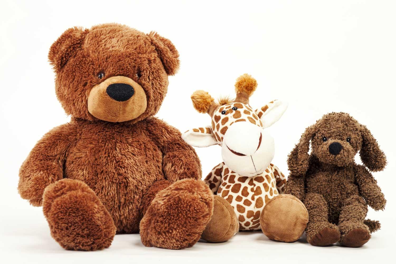 live-in-nanny plush toys